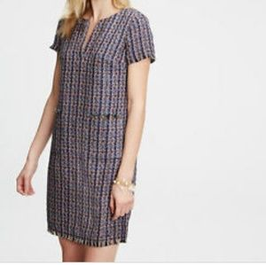 Anne Taylor tweed dress